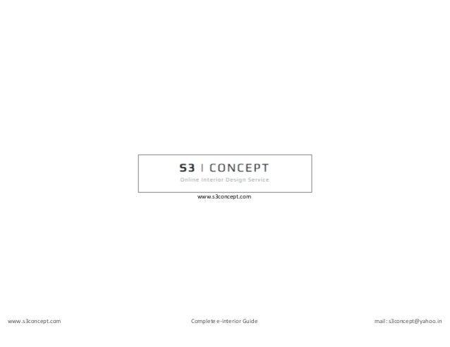 Online Interior Design Service S3concept Complete E Guide Mail S3conceptyahoo