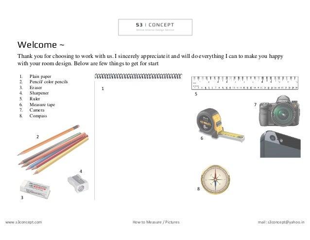 Online interior design service Online architect services