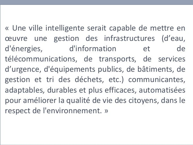 Smart and Open cities #S3CParis Slide 2