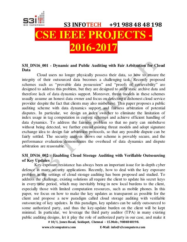 ieee research papers image processing
