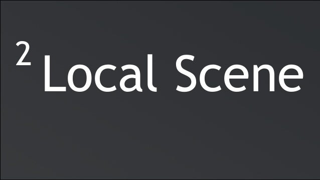 Local Coworking Space 3 Ecosystem