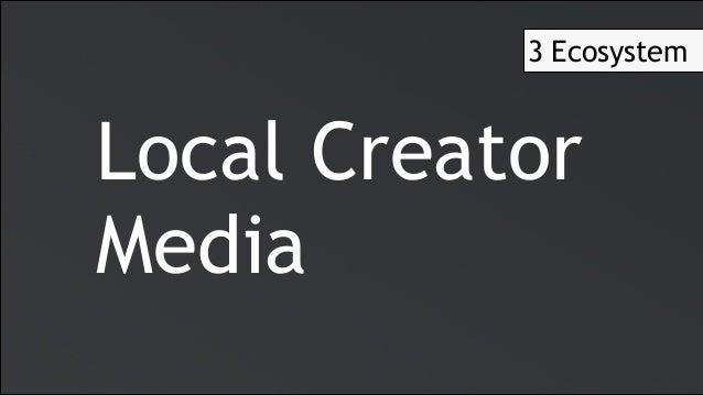 Local Creator HIPSTER or INNOVATOR HyukJoo Kim Be Local Inc.