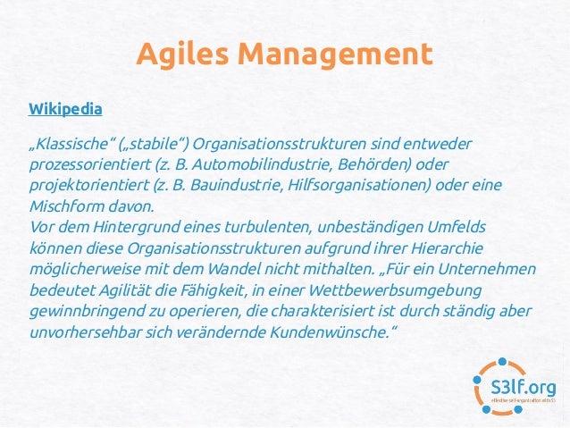 Soziokratie 3.0 Intro Deutsch Slide 2