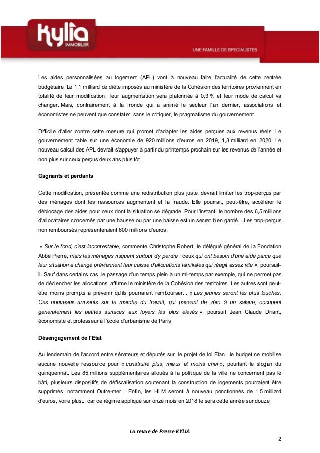S40 Revue De Presse Kylia