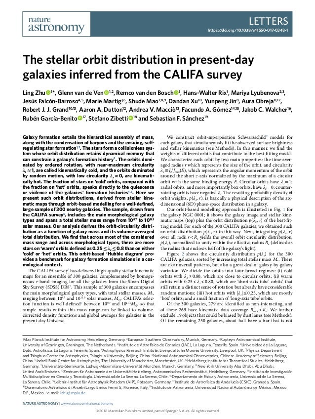 Letters https://doi.org/10.1038/s41550-017-0348-1 © 2018 Macmillan Publishers Limited, part of Springer Nature. All rights...