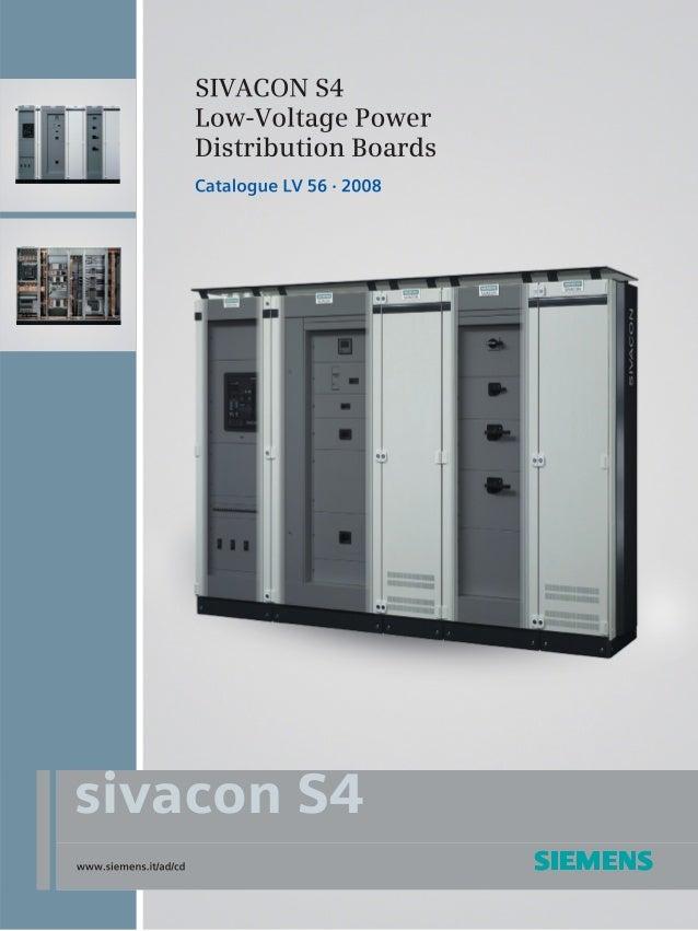 Siemens S4 Switchboard