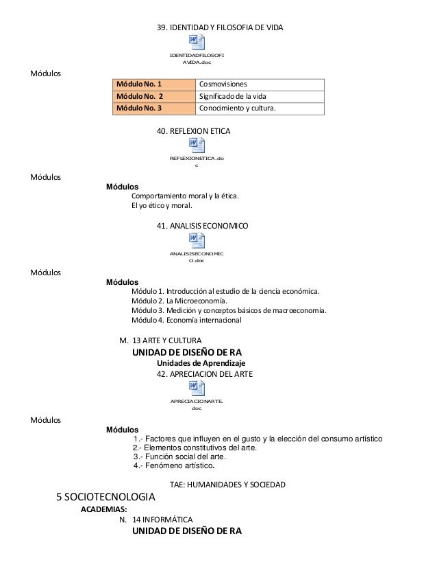 39. IDENTIDAD Y FILOSOFIA DE VIDA IDENTIDADFILOSOFI AVIDA.doc Módulos Módulo No. 1 Cosmovisiones Módulo No. 2 Significado ...