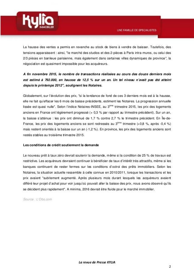 La Revue De Presse De La Semaine Du 25 Au 31 Janvier 2016