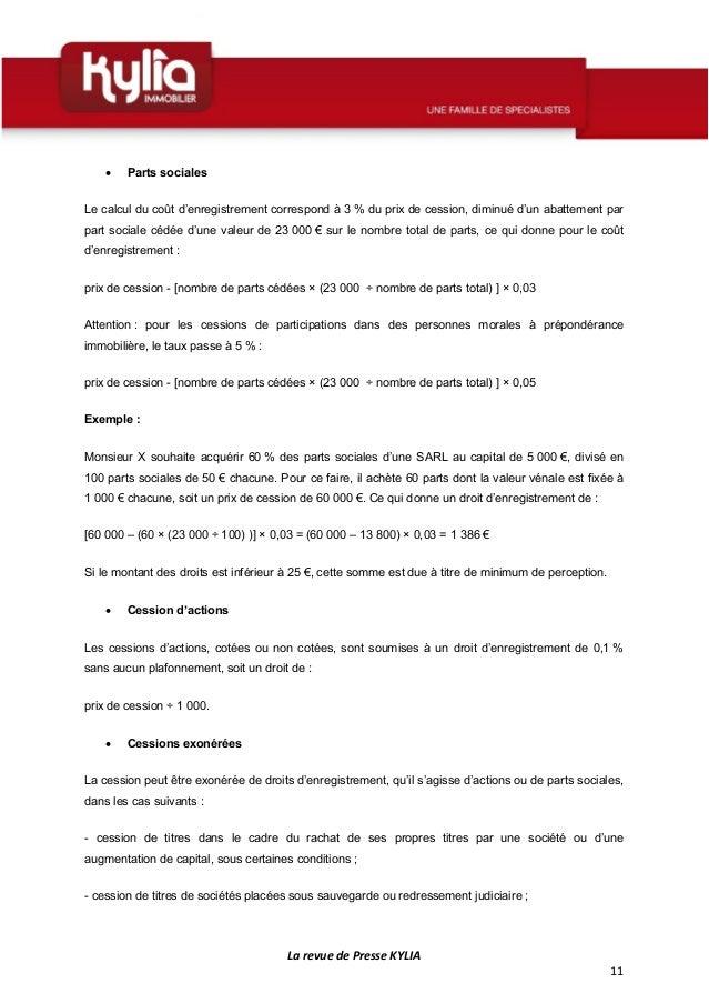 S50 Revue De Presse Kylia