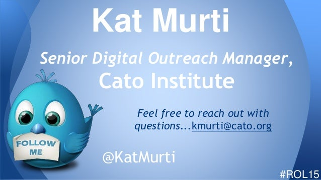 Messaging to the Masses with Kat Murti Slide 2