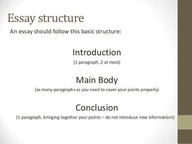 how to do an essay introduction How do you go about crafting an introduction that successfully hooks your reader let's talk about how to structure the beginning of your college essay to see how the introduction fits into an essay, let's look at the big structural picture first and then zoom in college essay structure overview.