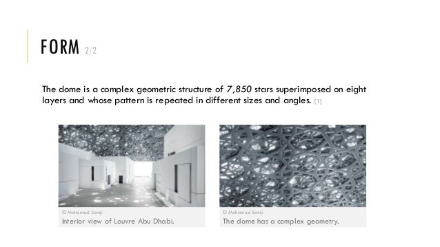 The Louvre Abu Dhabi (Museum)