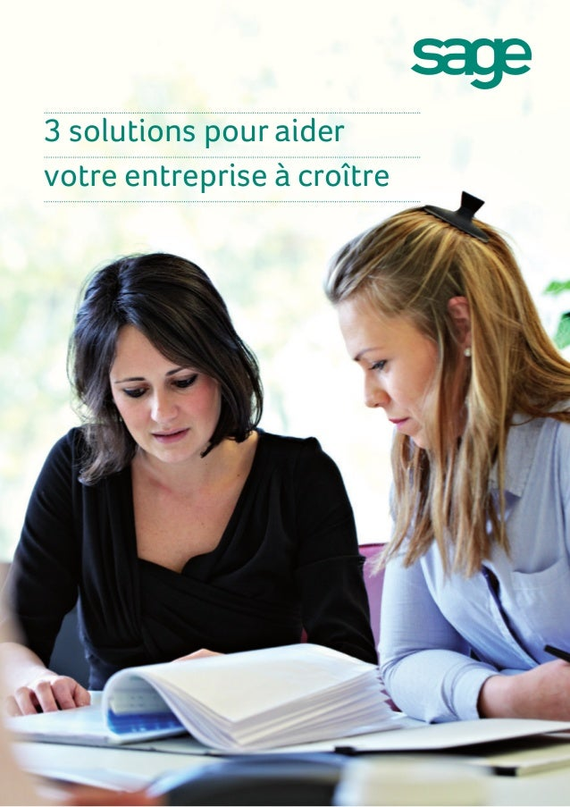 3 solutions pour aidervotre entreprise à croître