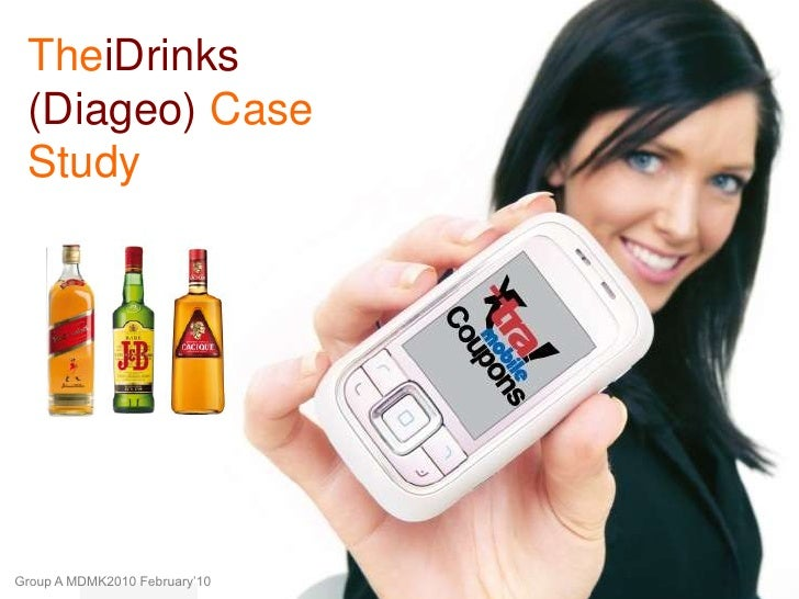 diageo case study The drinks company's africa finance director philip jenkins on pursuing growth in emerging markets.