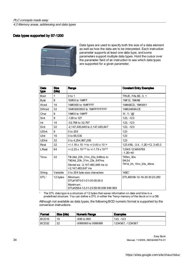 S7-1200 easy_book