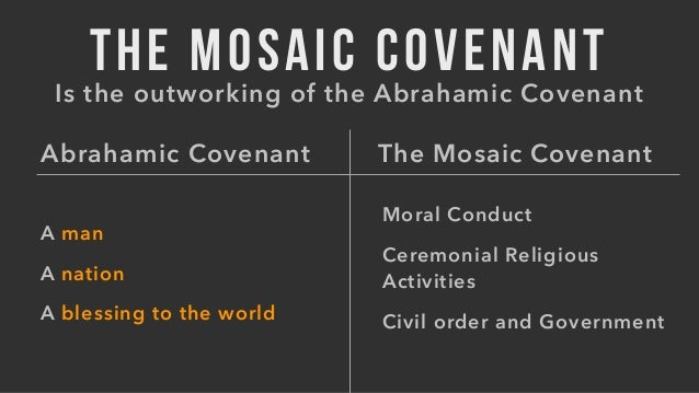 What Is The Abrahamic Covenant? A Bible Study