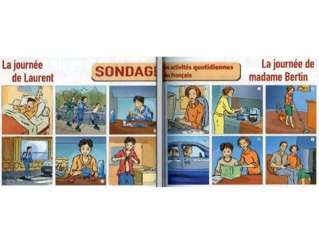 S 8   les activités quotidiennes des français tvb 1