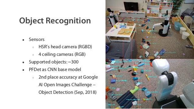 GTC 2019] Bringing Personal Robots Home: Integrating Computer Vision…