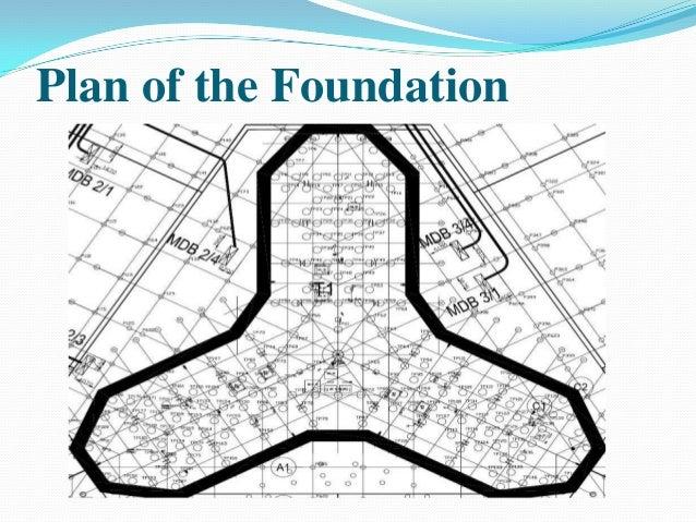 Foundation Deisgn Of Burj Khalifa