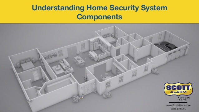 Understanding Home Security System Components