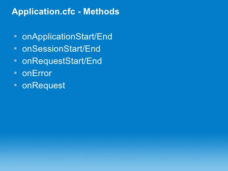 application.cfm to application.cfc example
