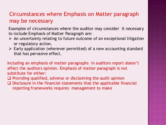 emphasis in writing a paragraph template