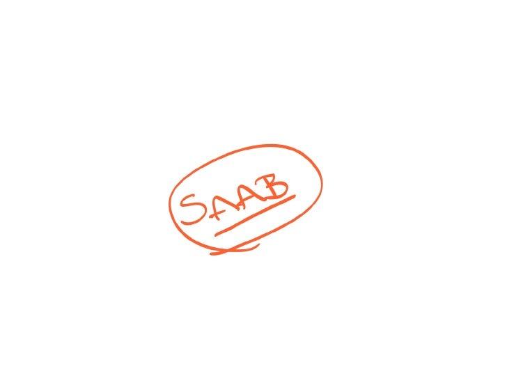 Saab Drivers Never Forget Slide 3