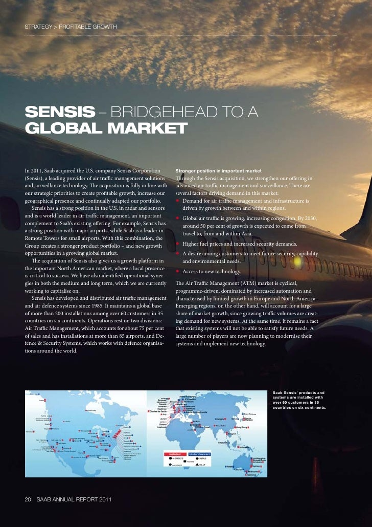 saab strategy report The purpose of this report is to evaluate and articulate the business case for sus-  the purpose of making the sustainability business case for general motors is .