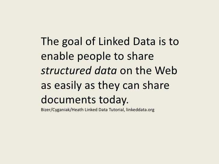 Linked Open Data: Opportunities & Barriers for Archives Slide 2