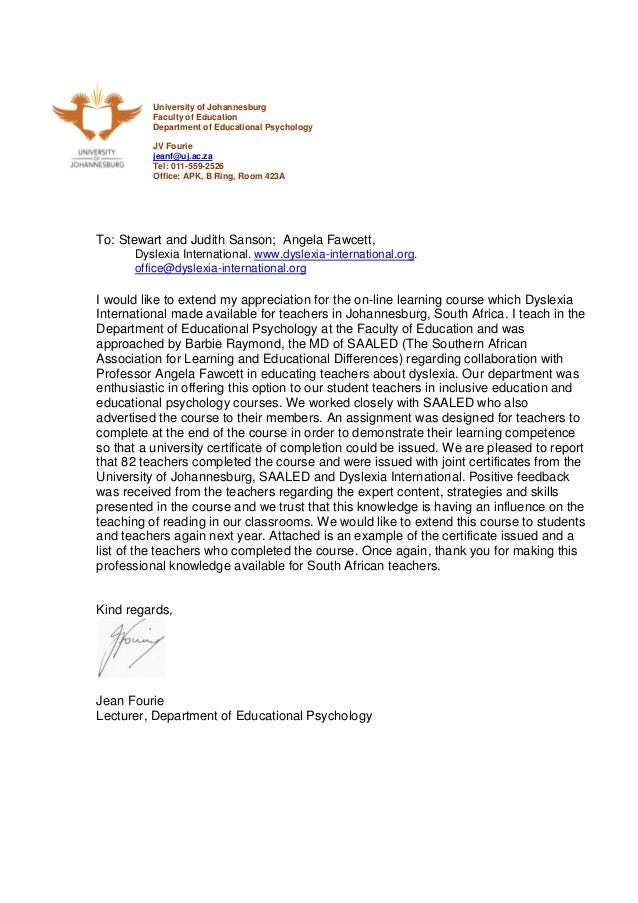 University of Johannesburg Faculty of Education Department of Educational Psychology JV Fourie jeanf@uj.ac.za Tel: 011-559...