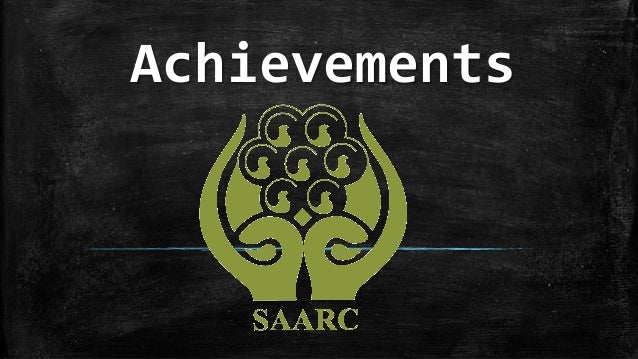 role of pakistan in saarc South asian association for regional cooperation (saarc): its role, hurdles and prospects wwwiosrjournalsorg 2.