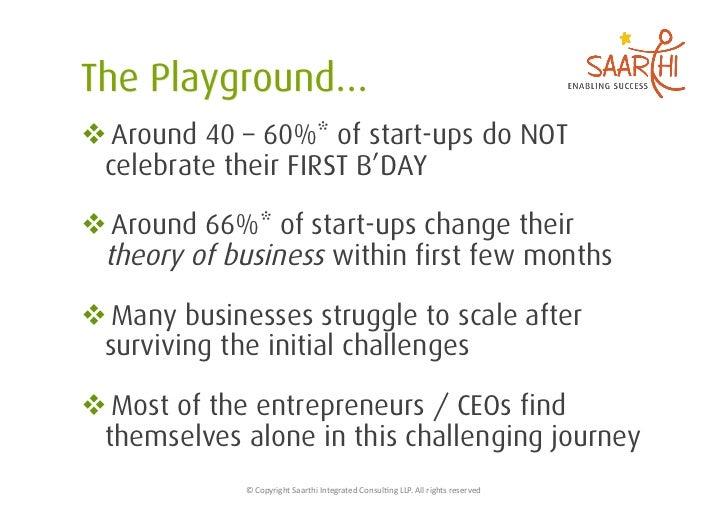 Saarthi For Entrepreneurs Slide 2