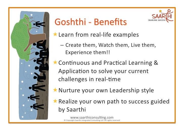 Goshthi Slide 3