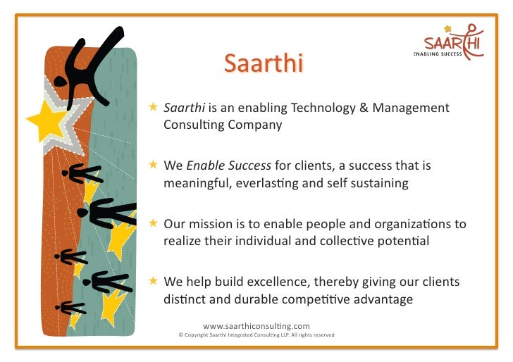 Saarthi Integrated Consulting Slide 2