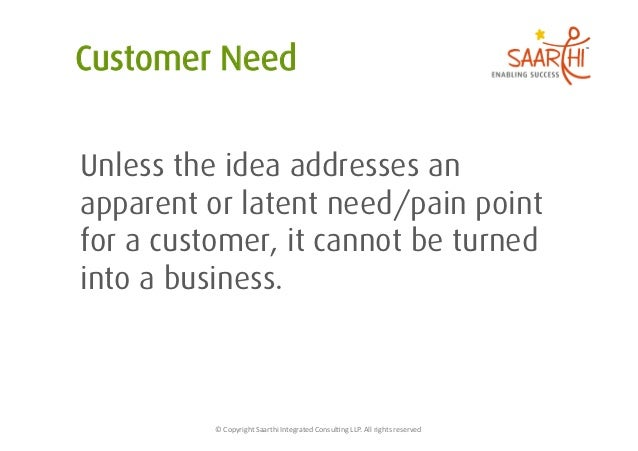 Taking Ideas to Business using MVPs Slide 3