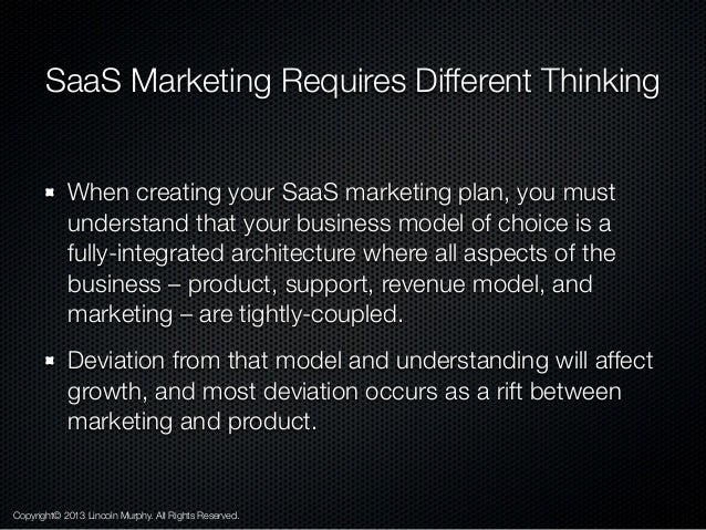 SaaS Marketing Plan: 5 Ways to Get your B2B App to Sell Itself Slide 3