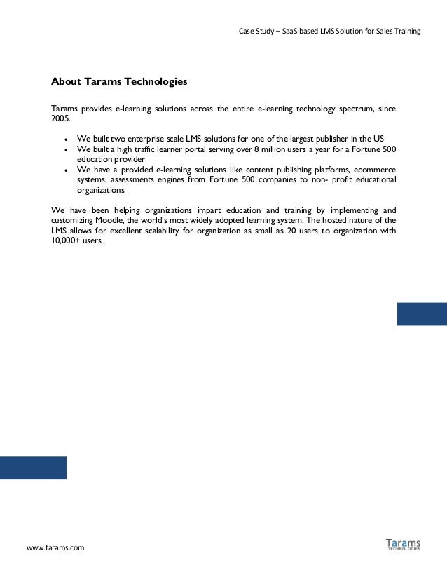 Collin Technologies Case Study Essay - Practice tests and ...