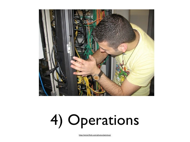 4) Operations     http://www.flickr.com/photos/jemimus/
