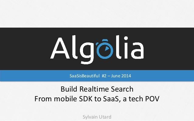 Title Build	   Realtime	   Search