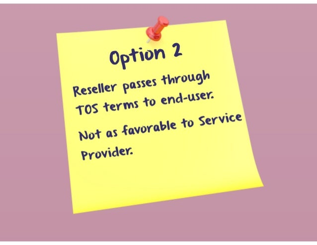 Saas Reseller Agreement 9 Decision Points To Avoid Killer Mistakes