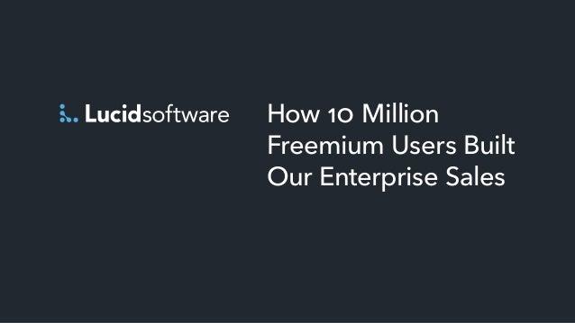 How 10 Million Freemium Users Built Our Enterprise Sales