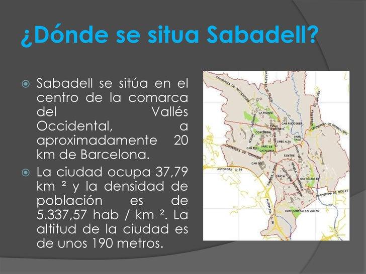 Sabadell nuestra ciudad - Centro de sabadell ...
