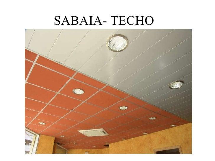 SABAIA- TECHO