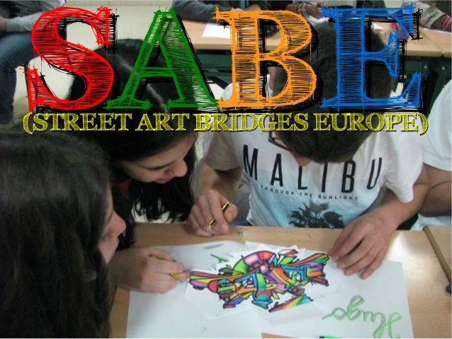 SSAABBEE(STREET ART BRIDGES EUROPE)(STREET ART BRIDGES EUROPE)