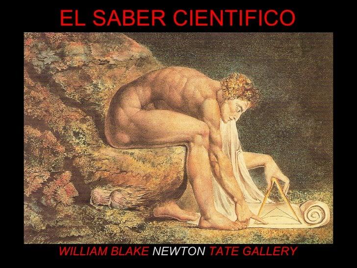 WILLIAM BLAKE  NEWTON   TATE GALLERY   EL SABER CIENTIFICO
