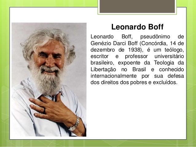 Saber cuidar. Leonardo Boff. Resumo Slide 2