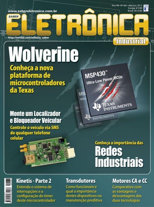 editorial Editora Saber Ltda. Diretor Hélio Fittipaldi  www.sabereletronica.com.br twitter.com/editora_saber Editor e Dire...