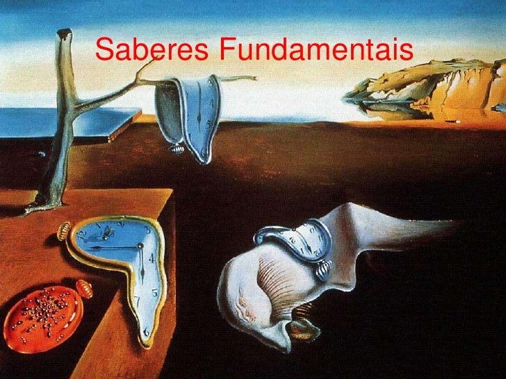 Saberes Fundamentais<br />