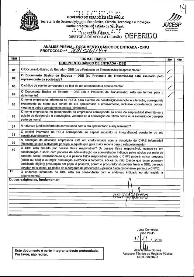 å  : oo:  n a ons u. .. g. . _, . o n n o n a 9 .  S 0 9 o . so g. .  GOVÊRNUDD ESTADIIDE sÃb PAULO Secretaría de Desenvol...