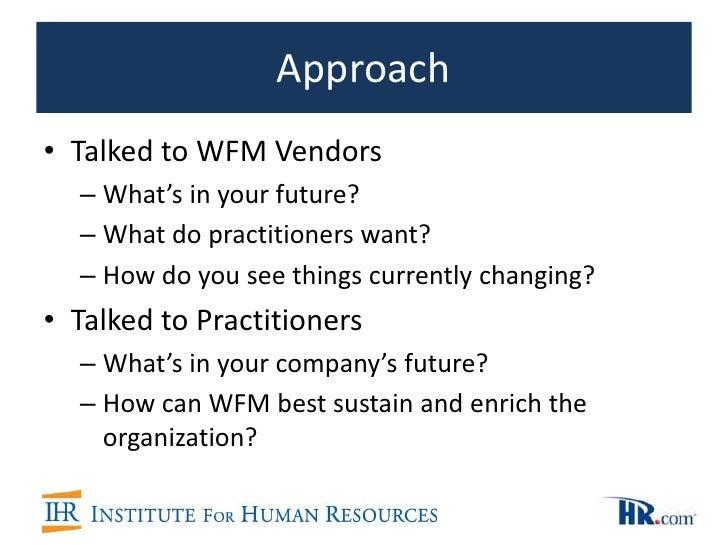 Sability The Future of WFM